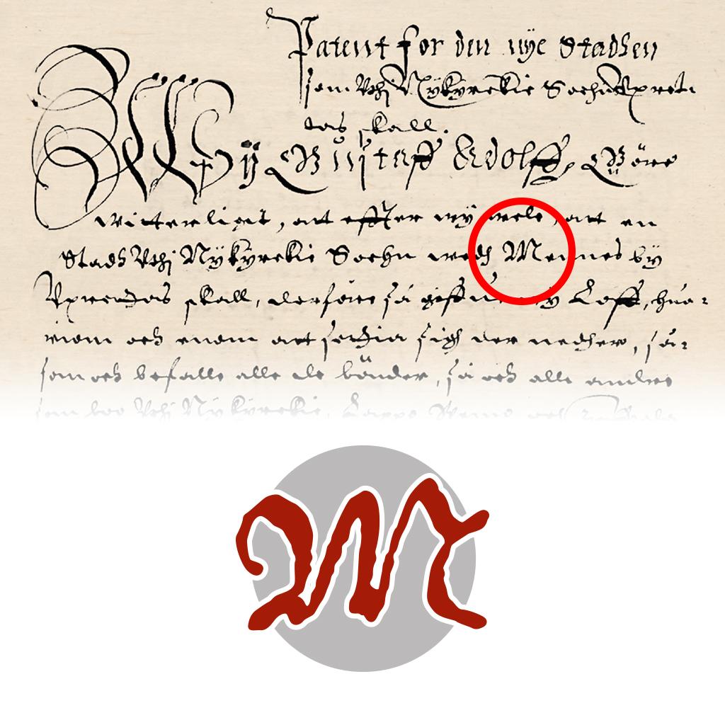 Männäisten torin logon alkuperä